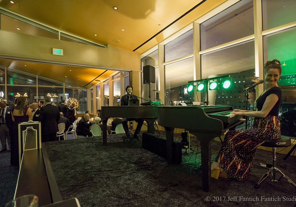 Founders Club Piano