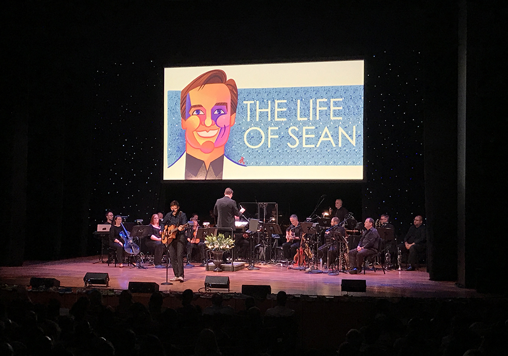 Memorial service for local Broadway producer