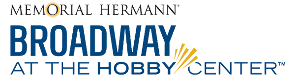 Broadway at the Hobby Center Logo